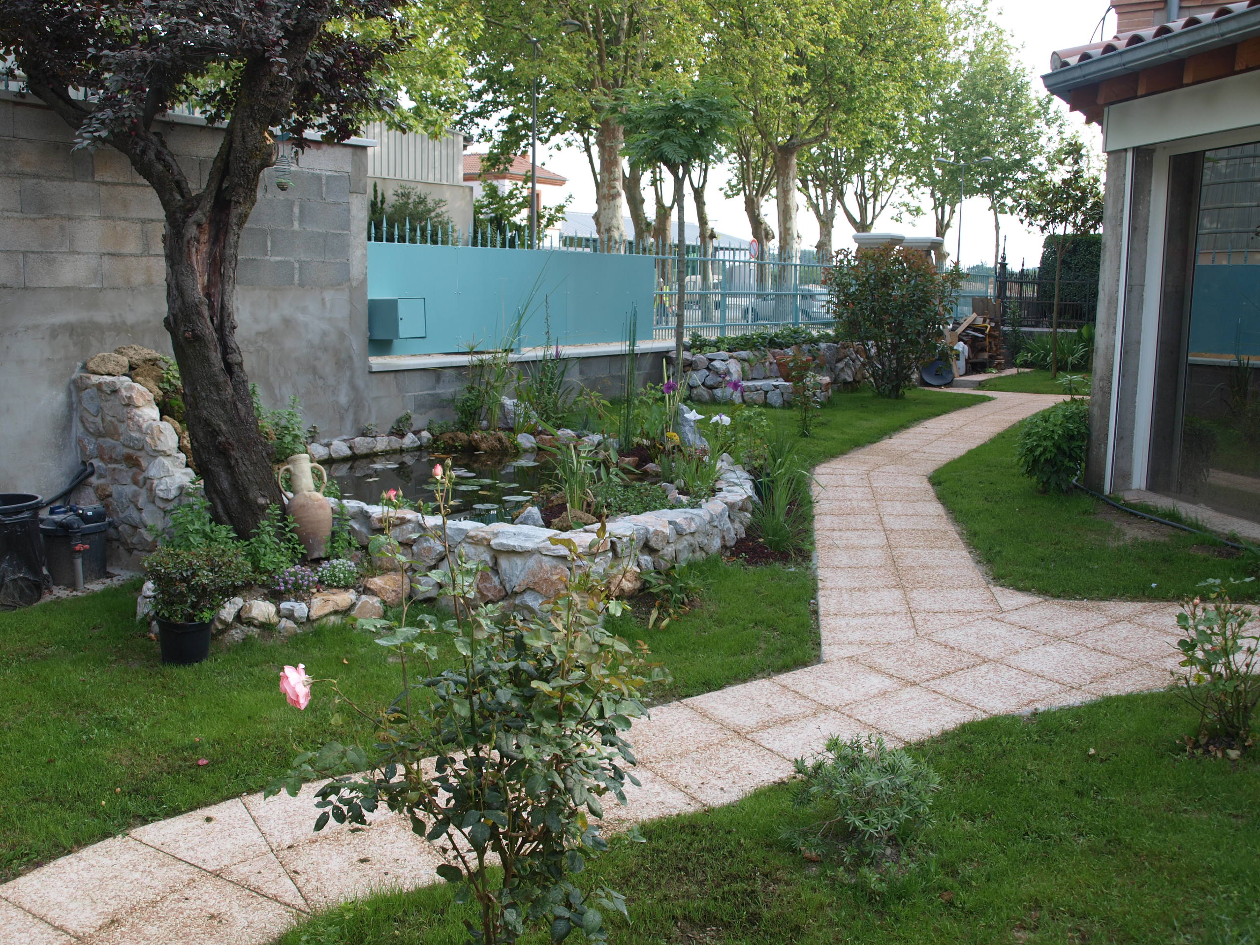Style de jardin paysagiste id es de for Idees de creation de jardin